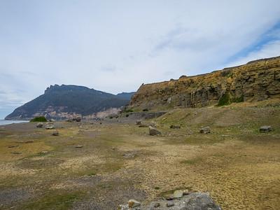Fossil Cliffs - Maria Island, Tasmania