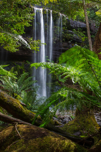 Russell Falls - Mount Field National Park, Tasmania