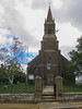 Campbell Memorial Uniting Church - Oatlands, Tasmania<br /> Originally completed in 1856 and rebuilt in 1858 after a storm toppled the 95 foot steeple and destroyed the church