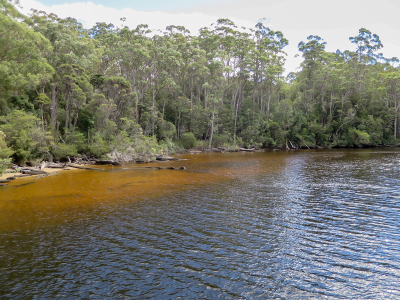 Recherche Bay, Tasmania<br /> Named after the French Frigate 'Recherché' which arrived with its sister ship 'Esperance' in April 1792