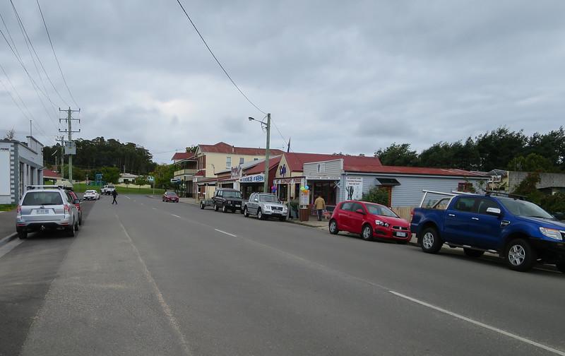 Esk Highway - St Marys, Tasmania