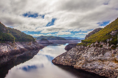 Lake Gordon - Strathgordon, Tasmania