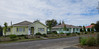 Restored housing, art deco circa 1950 - Tarraleah, Tasmania