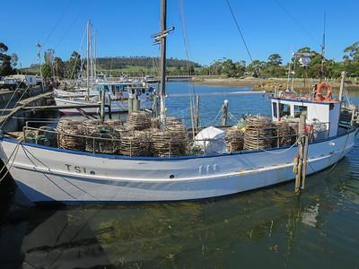 Triabunna Marina - Triabunna, Tasmania