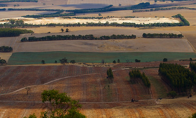 Flagstaff Hill Lookout - Linton, Victoria