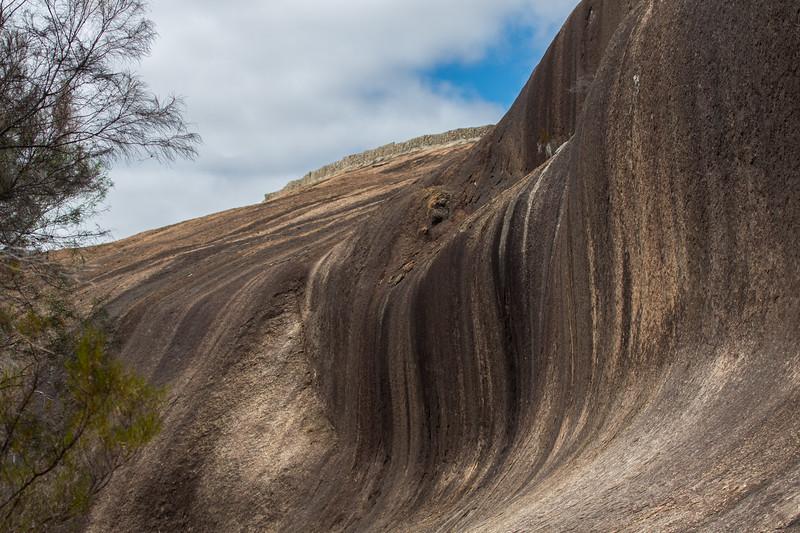 Wave Rock - Hyden, Western Australia