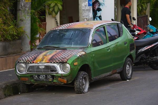 Transport - Bali