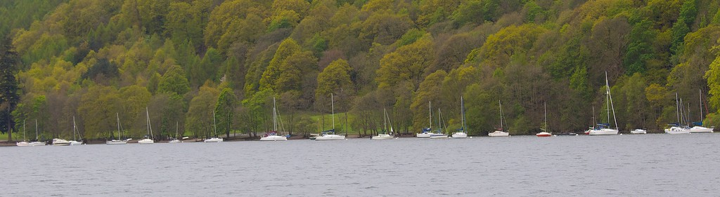 Lake Windermere - Cumbria England