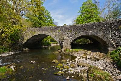 Brathay Bridge - Little Langdale,