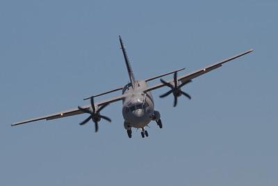 Italian Air Force C27J Spartan - Avalon, Victoria