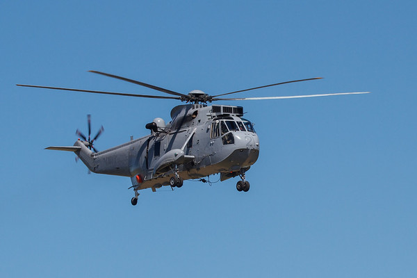 RAN Sea King helicopter - Avalon, Victoria