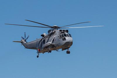 RAN Sea King helicopter - Avalon, Victoria