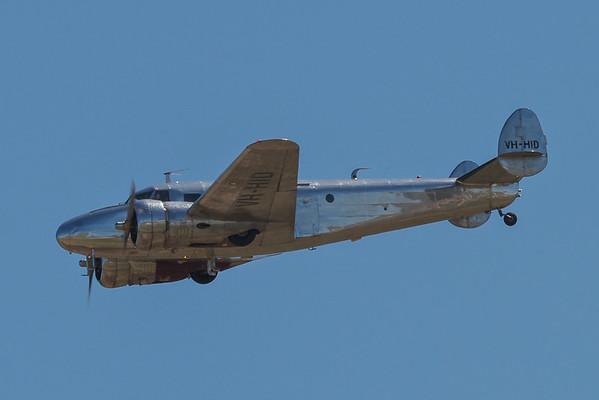 Lockheed L.12 Electra Junior - Avalon, Victoria