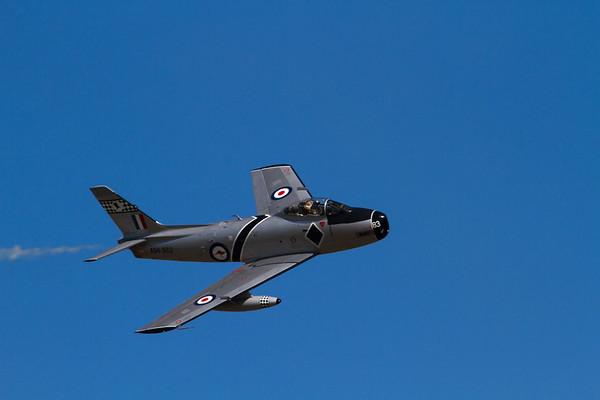 RAAF CA-27 Sabre A94-983 - Avalon, Victoria