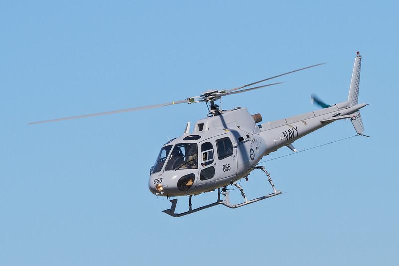 AS350 RAN Squirrel - Avalon, Victoria