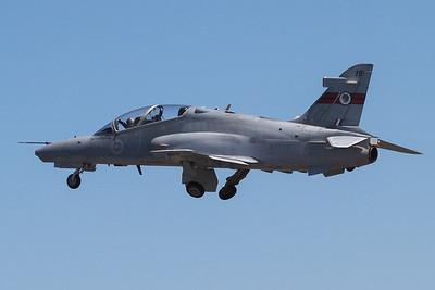 RAF BAE Hawk 127 - Avalon, Victoria