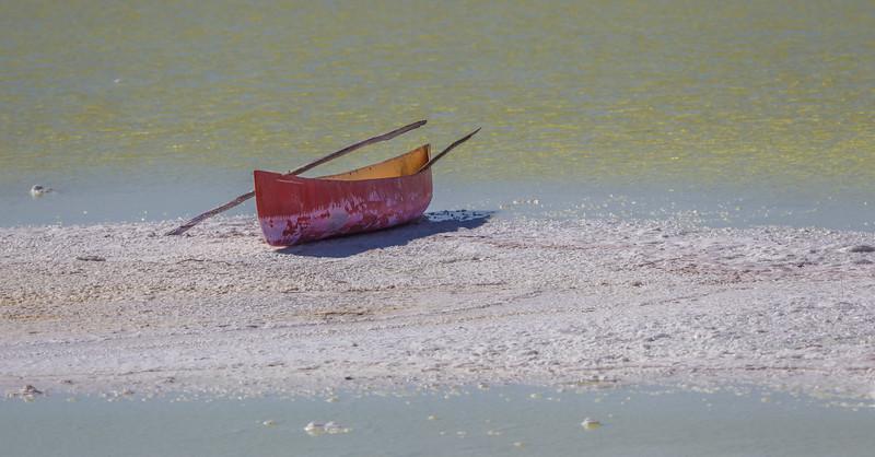 Boat - Hyden, Western Australia