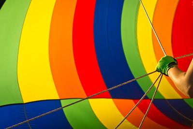 Wrangling a Rainbow