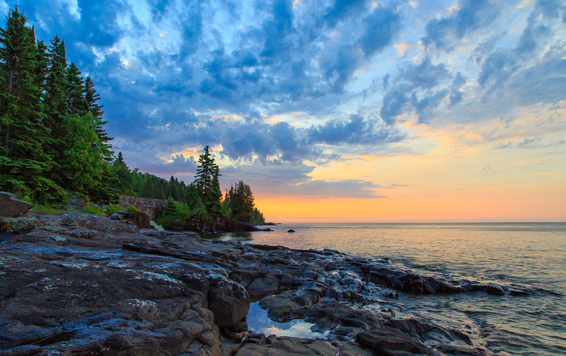 After the Storm-Lake Superior Sunrise #1