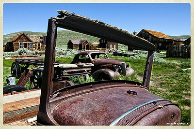 Bodie Through The Windshield