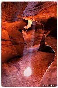 Light Beam, Upper Antelope Canyon