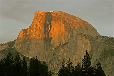 Half Dome - Yosemite National Park
