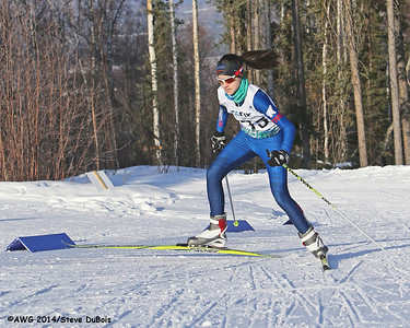 Cross Country Skiing: These photos are copyright photos of the Arctic Winter Games International Committee and are for exclusive of the Arctic Winter Games, Arctic Winter Games International Committee, Arctic Winter Games Hosting Communities and promotion