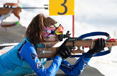 Biathlon Skiing: These photos are copyright photos of the Arctic Winter Games International Committee and are for exclusive of the Arctic Winter Games, Arctic Winter Games International Committee, Arctic Winter Games Hosting Communities and promotions of