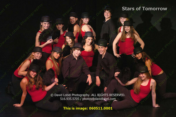 2006-05 Stars of Tomorrow Stage Portrait Test