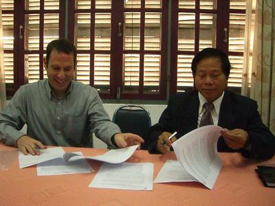 2007 Laos Meeting & General