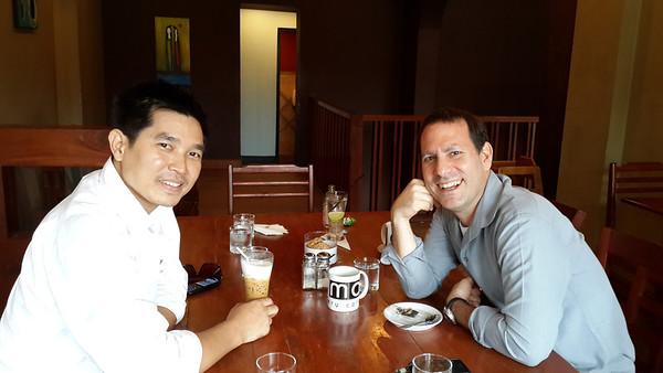 2014 Laos Meetings & General