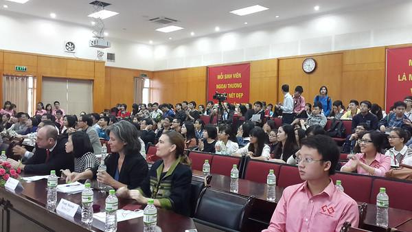 2014 Vietnam Meetings & General