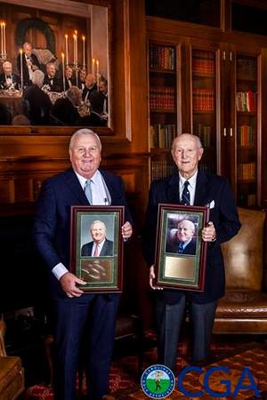 2016 Carolinas Golf Hall of Fame Induction