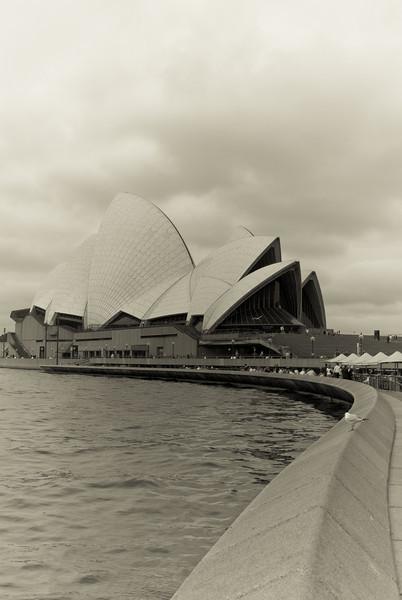 Sydney Harbour House