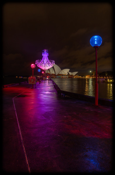"Installation 46: ""Deep Sea Diva"" by Brian Thompson and Opera Australia"