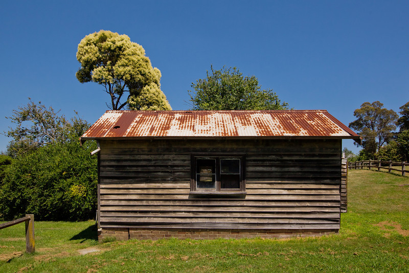Ricketty Shed in Berrima