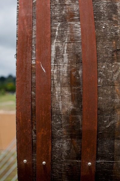 Large Oak Cask - Centennial VIneyards