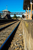 Abandoned Station: Wallerawang New South Wales - Low angle view