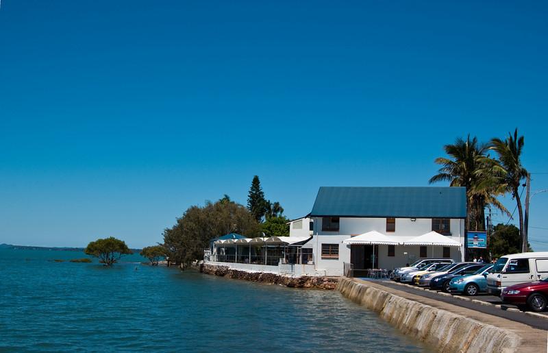 The Lighthouse Restaurant at Cleveland Point, Brisbane