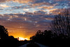Tonight's sunset from our back deck in memory of my mum who sadly passed away on this date, 2 years ago (12/07/2006), aged 59 years and 11 months. <br /> <br /> We miss you so much mom and wish you were coming to Australia with Dad.