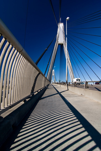 Anzac Bridge, Sydney Australia
