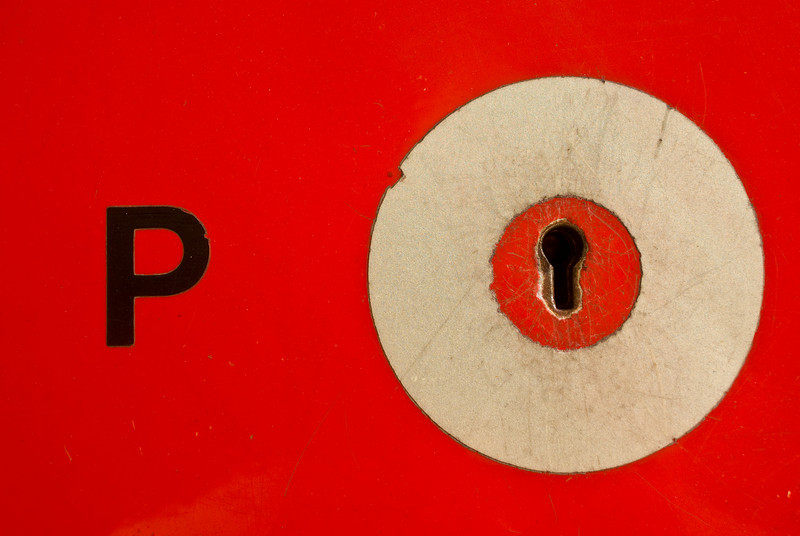 Red in the Key of P