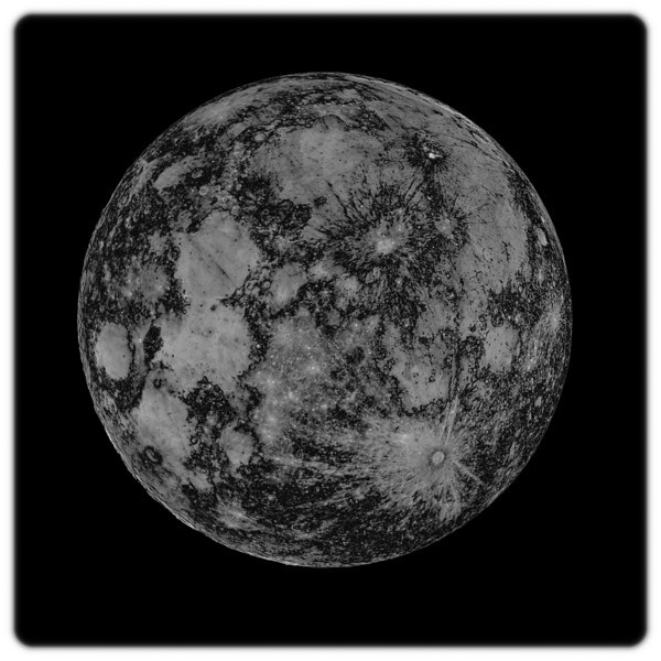 Supermoon 6 May 2012