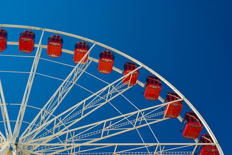 Ekka '08: The Ferris Wheel