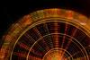 Luna Park Ferris Wheel at Night<br /> <br /> Shot at the Mosman Camera Club meet at Luna Park and Sydney Harbour Bridge