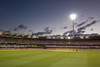 20/20 Cricket at the Gabba at Sunset