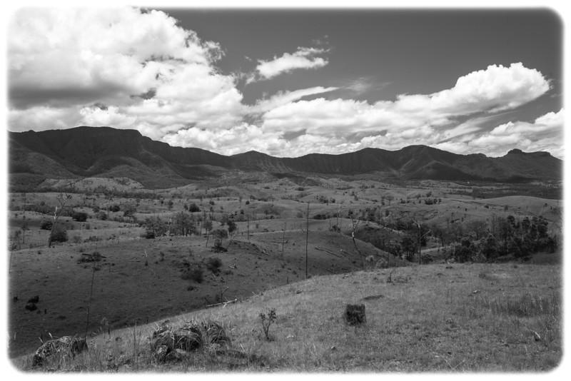 Rolling Hills Near Stroud, Rural NSW