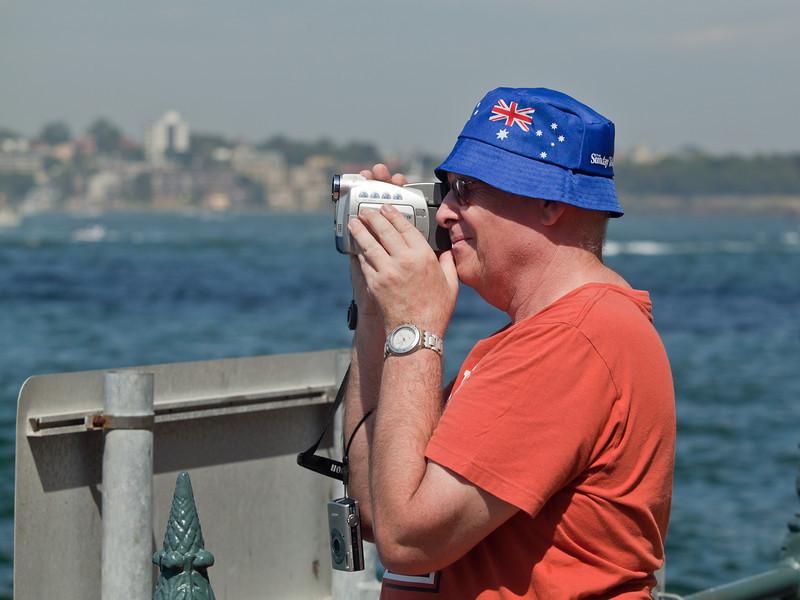 Australia Day celebrations 2011, Sydney