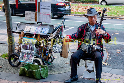 Buskers of Melbourne