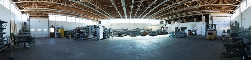 Week 8 - Warehouse Panorama